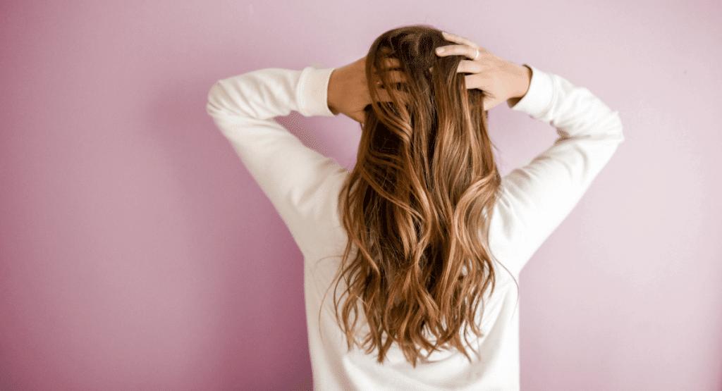 Beauty Industry Statistics - Woman hair