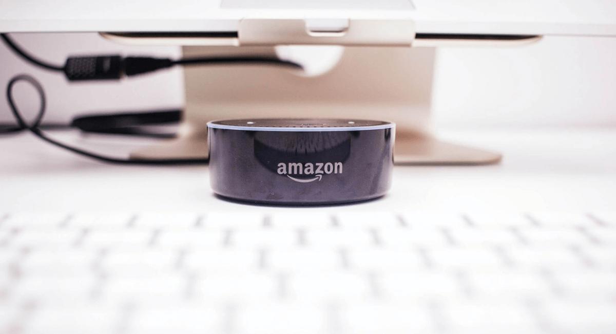 Amazon Statistics - Amazon Dot device