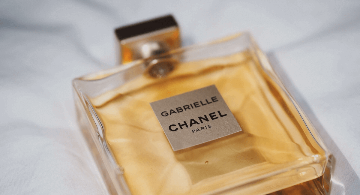 Luxury Shopping Statistics - Chanel perfume bottle