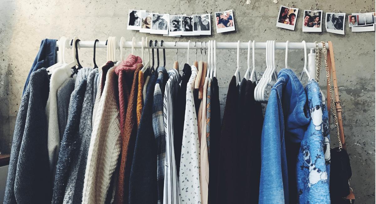 Sustainable Fashion Statistics - Clothes shop